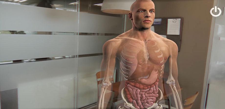 Moderno Anatomía Virtuales Molde - Anatomía de Las Imágenesdel ...